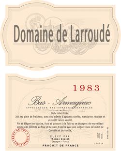 Larroudé 1983
