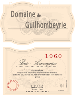 Guilhombeyrie 1960