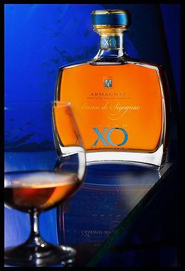 Armagnac Baron de Sigognac XO platinium