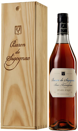Baron de Sigognac 20 Years Old