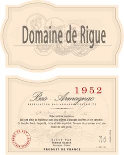 Rigue 1952