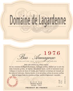 Lagardenne 1976