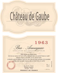 Gaube 1963