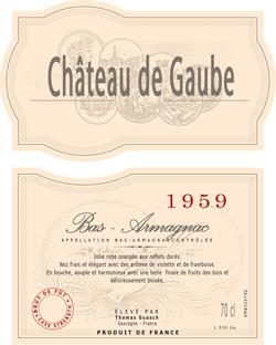 Gaube 1959