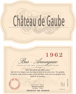 Gaube 1962