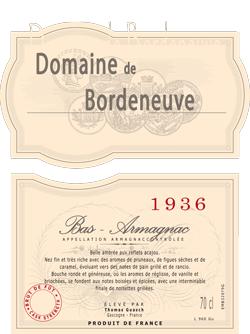 Bordeneuve 1936
