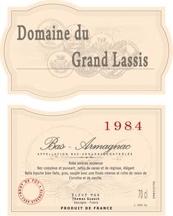 Grand-Lassis 1984