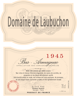 Laubuchon 1945