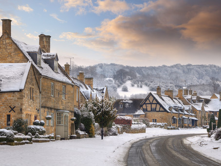 Spend the Holidays in Britain