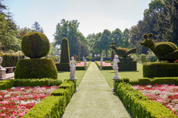 long garden may