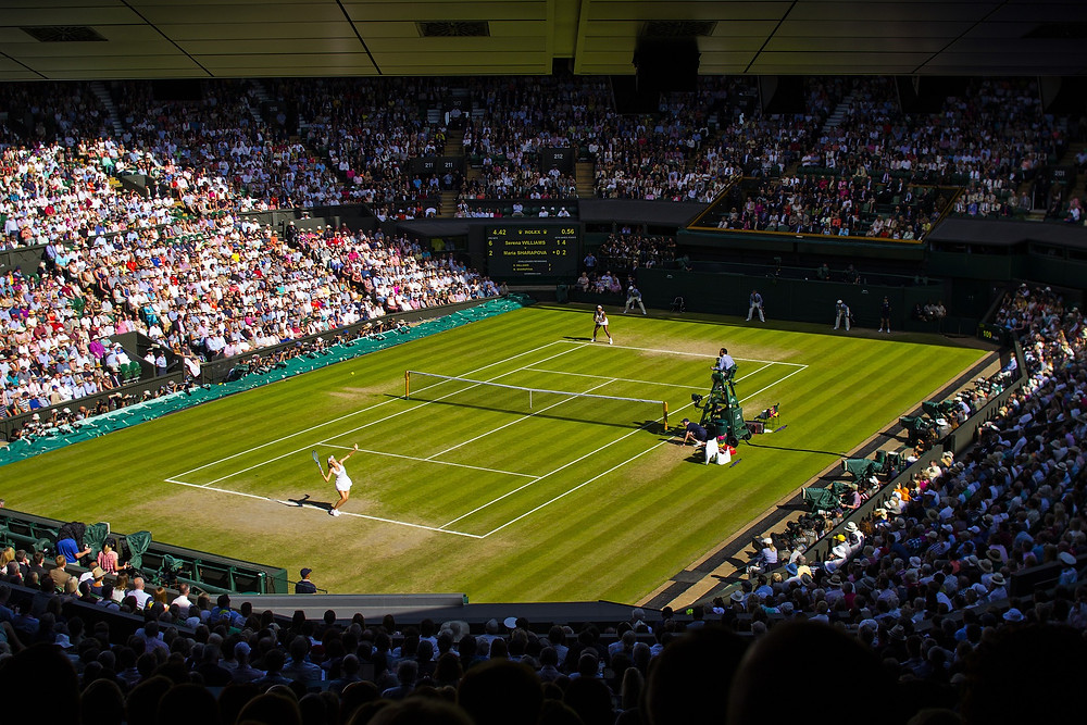 Wimbledon packages availble now