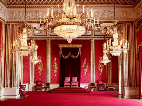 How to See Inside Buckingham Palace