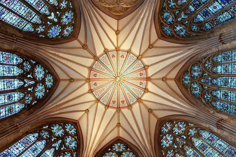 York Minster Cathedral England britain