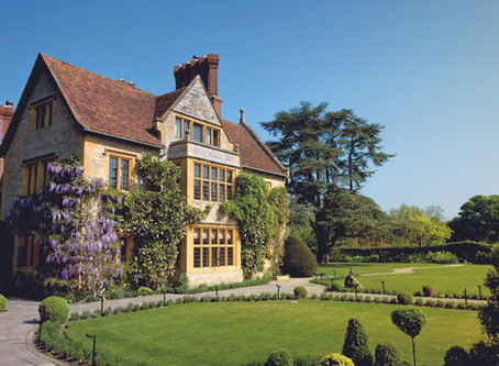 Belmond's Le Manoir aux Quat'Saisons; Culinary Retreat in the Countryside