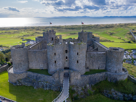 Great Castles of Northern Wales