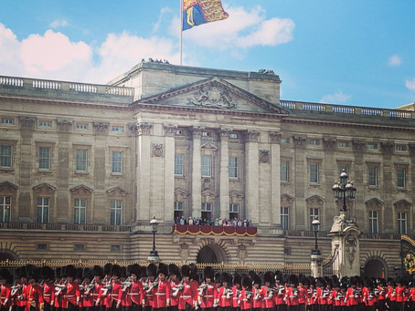 Celebrate Her Majesty The Queen's Platinum Jubilee