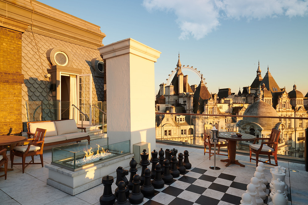 Whitehall Penthouse Suite View London