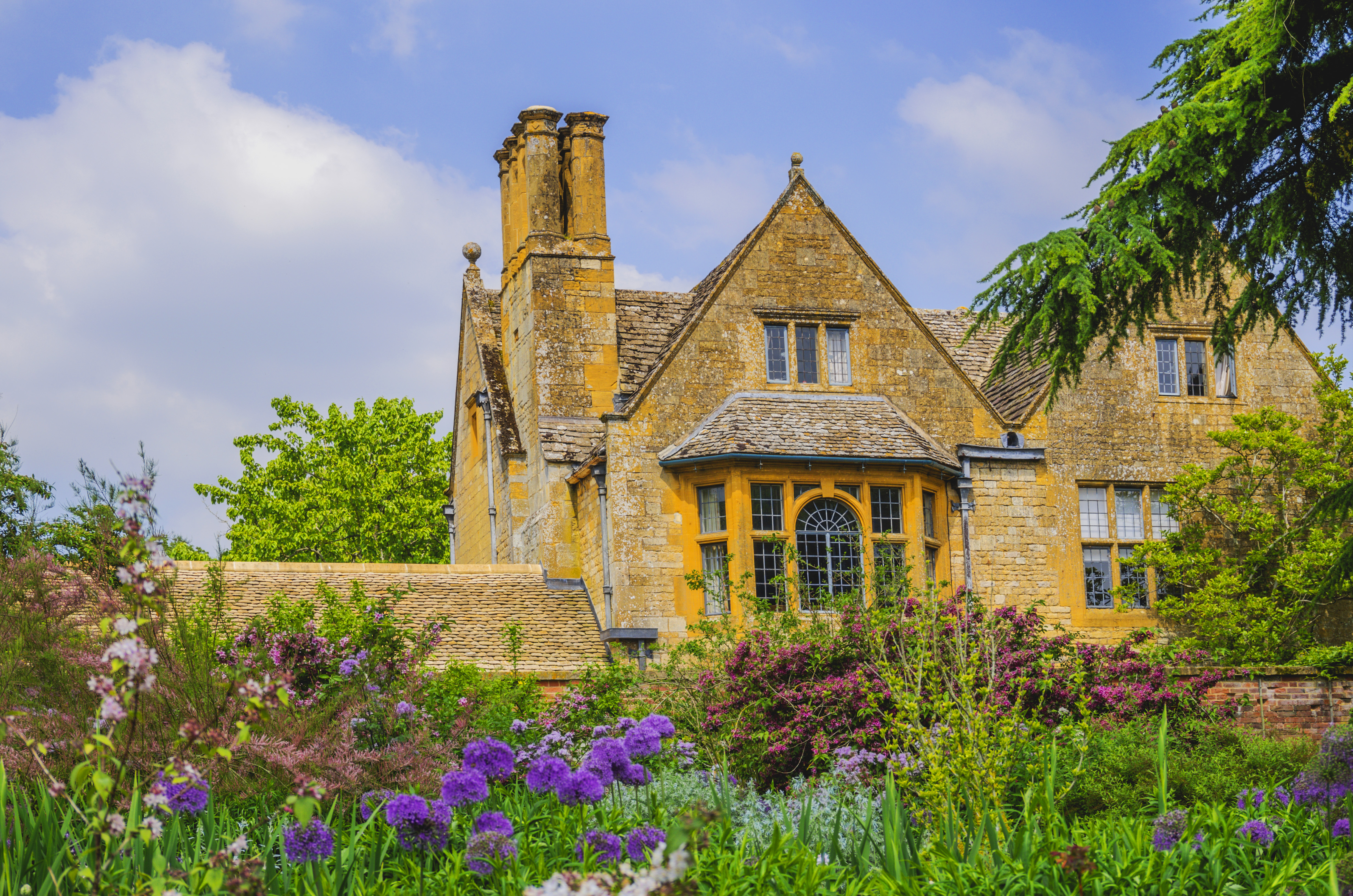 Hidcote Manor Gardens, the Cotswolds