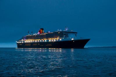 cunard cruise queen mary 2