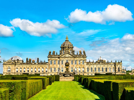 Castle Howard is a must-do on a visit to Yorkshire