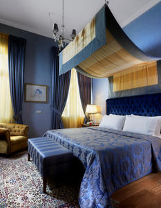 Double Rooms at Hotel Grande Bretagne are sumptuous