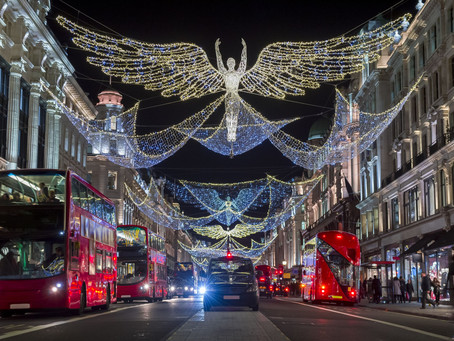 4 of London's Most Iconic Department Stores