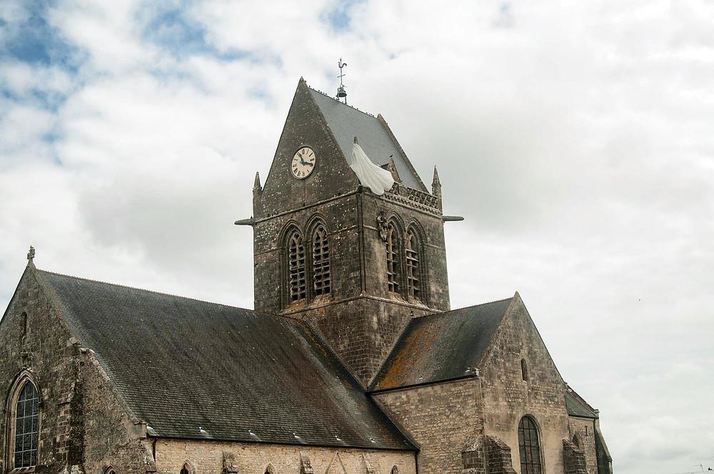 John Steele, Sainte Mere Eglise