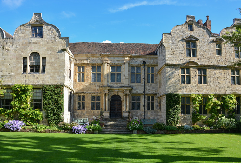 Treasurer's House York england