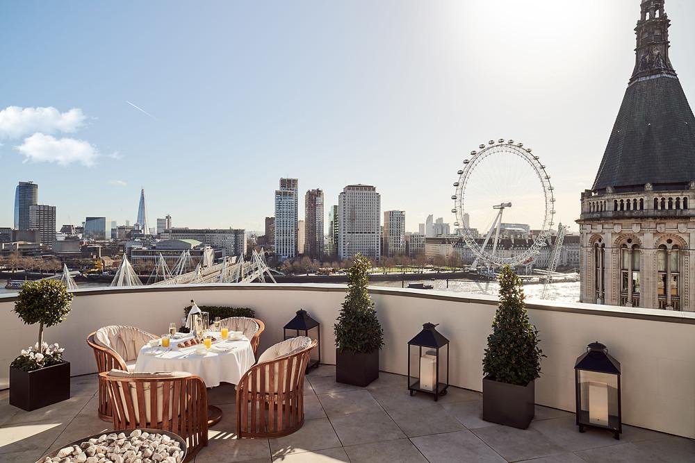 Royal penthouse Suite View London