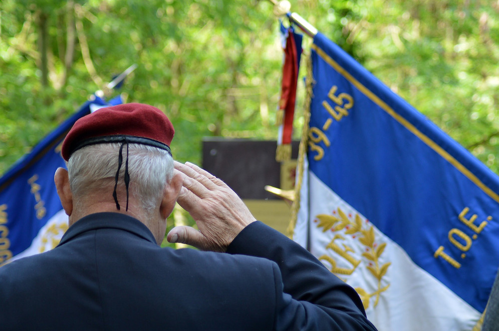 Veteran, D Day Commemorations