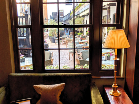 The Stafford, London