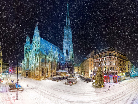 Best Places in Europe to Celebrate New Year's Eve