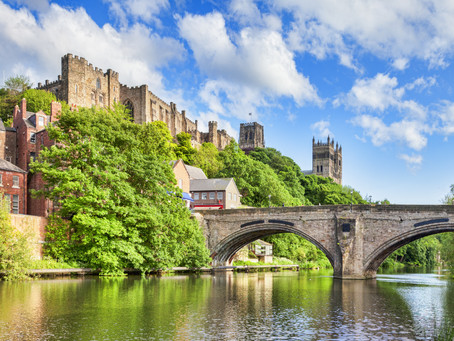 Cathedrals, Cobblestones, and the Magna Carta: Britain by Rail