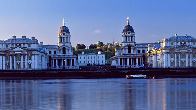 The University of Greenwich, London