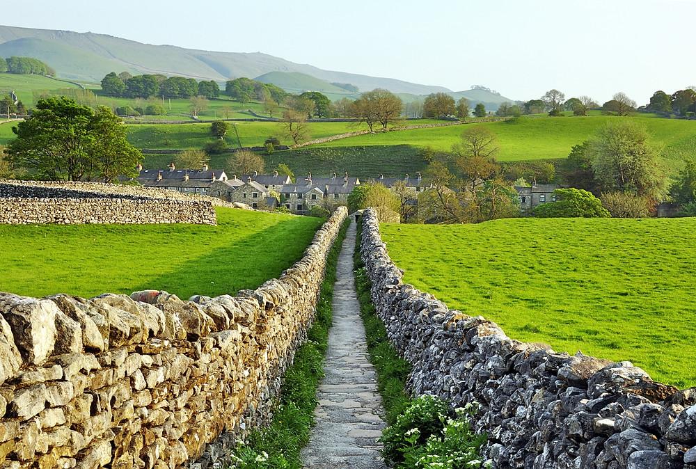 Yorkshire English Countryside