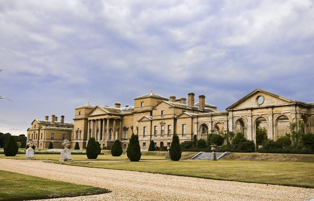 Holkham Hall, Norfolk, Road trip, Britain