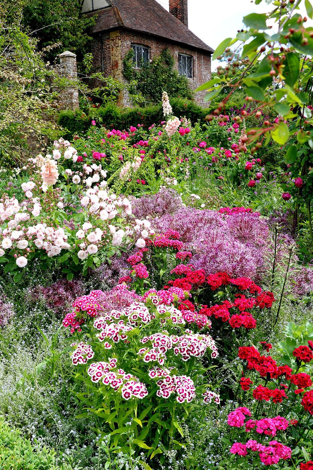 Sissinghurst Castle Garden Kent UK Britain