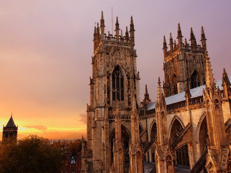 York is one of England's most beautiful cities