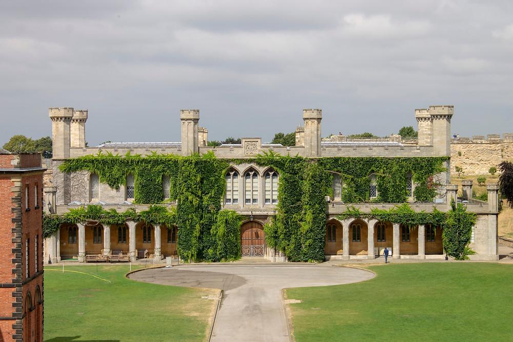 Lincoln Castle Magna Carta England UK