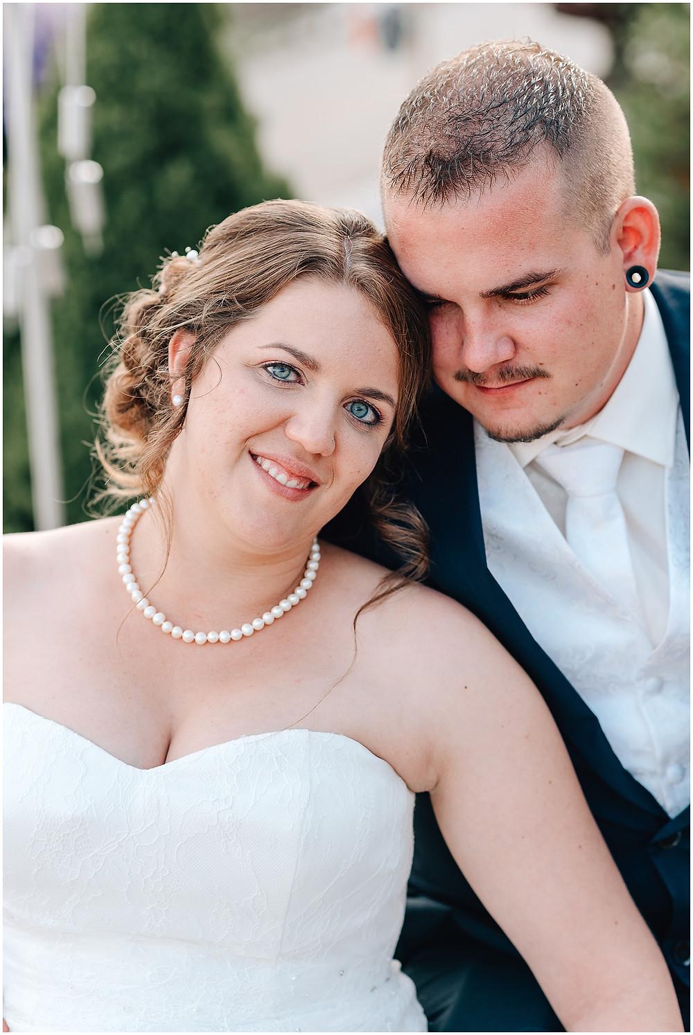 Romantische Hochzeit auf der Blüemlismatt
