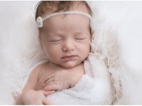 Kleines Wunder - Newbornfotos in Frick - Kanton AG