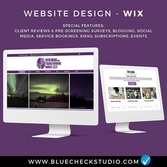 WEB DESIGN - UP TO 10PGS