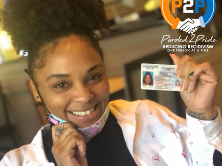 Paroled2Pride Gives Returning Citizens a Second Chance with Identification & Accredited Job Training