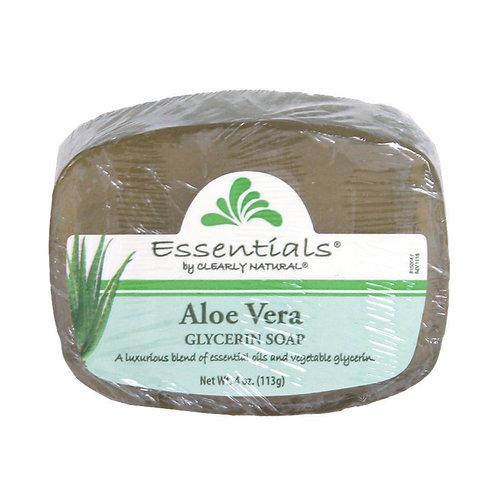 Clearly Natural Aloe Vera Soap