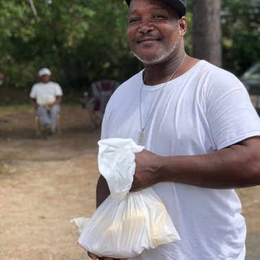 Paroled2Pride's Day of Giving - Fighting Food Disparities with Free Fresh Vegetables