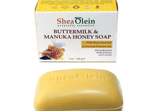 Buttermilk and Manuka Honey Soap