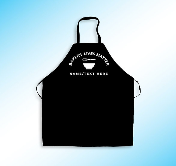 Bakers' Lives Custom Apron