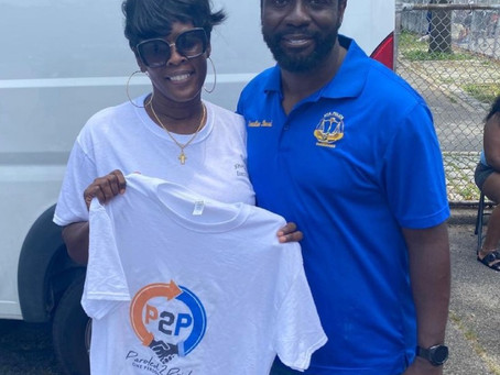 Paroled2Pride Hosts Community Conversations with Law Enforcement at 2021 Juneteenth STRONG Event