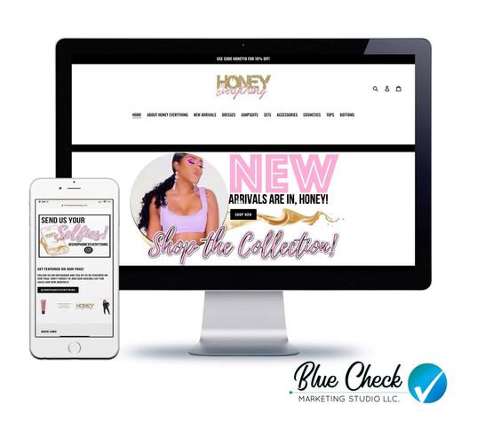 Fashion Boutique Site