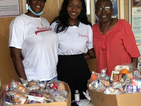 Paroled2Pride Partners with United Way to Feed the Community